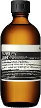 Parfumuri și produse cosmetice Ulei hidrofil pentru față - Aesop Parsley Seed Cleansing Oil