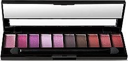 Parfumuri și produse cosmetice Paleta fard de ochi - Gabriella Salvete Palette 10 Shades