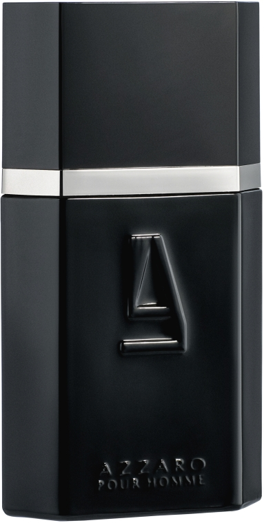 Azzaro Silver Black - Apă de toaletă — Imagine N1