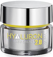 """Parfumuri și produse cosmetice Cremă hidratantă pentru față """"Acid hialuronic 2.0"""" - Alcina Hyaluron 2.0 Face Cream"""