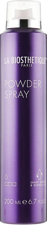 Spray-pudră pentru textură și volum - La Biosthetique Powder Spray — Imagine N1