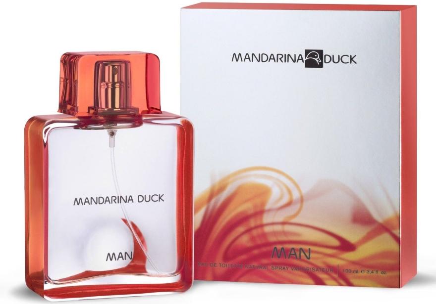 Mandarina Duck Man - Apă de toaletă — Imagine N1