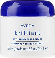 Parfumuri și produse cosmetice Pomadă pentru păr împotriva umidității - Aveda Brilliant Anti-Humectant Pomade