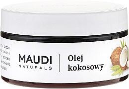 Parfumuri și produse cosmetice Ulei de cocos - Maudi