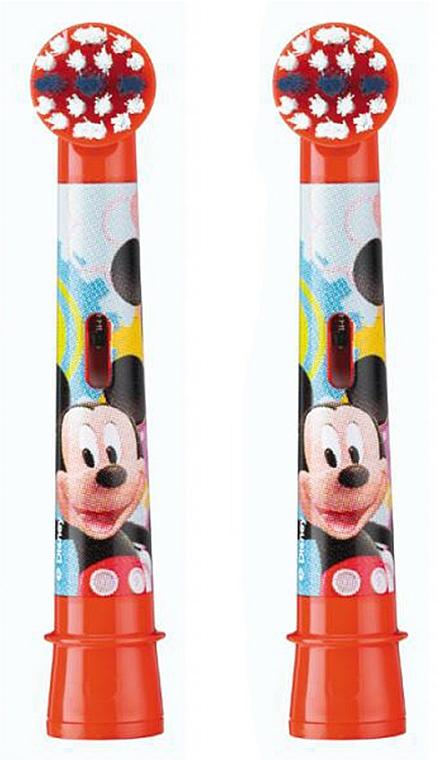 Rezerve pentru periuța de dinți pentru copii EB10, Mickey - Oral-B Stages Power Disney — Imagine N2