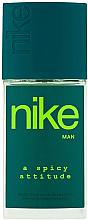 Parfumuri și produse cosmetice Nike Spicy Attitude Man - Deodorant