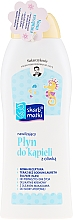 Parfumuri și produse cosmetice Spumă de baie - Skarb Matki Moisturizing Bath Liquid With Olive