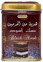 Parfumuri și produse cosmetice Parfum uscat - Hemani Black Musk