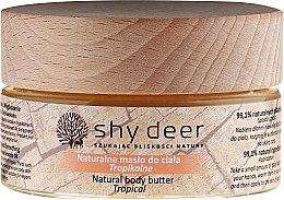 Parfumuri și produse cosmetice Ulei de corp - Shy Deer Natural Body Butter