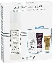 Parfumuri și produse cosmetice Set - Sisley All Day All Year Discovery Program (f/c/r/50ml+ remover/30ml+f/mask/10ml+f/ser/5ml)