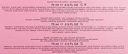 Marc Jacobs Daisy Eau So Fresh - Set (edt 75ml + b/lol 75ml + sh/g 75ml) — Imagine N3