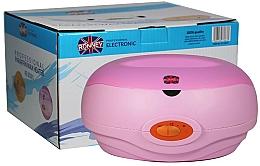 Parfumuri și produse cosmetice Încălzitor pentru ceară RE 00001, roz - Ronney Professional Paraffin Wax Heater