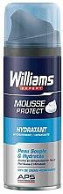 Parfumuri și produse cosmetice Spumă hidratantă de ras - William Expert Protect Hydratant Shaving Foam