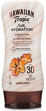 Parfumuri și produse cosmetice Loțiune de protecție solară - Hawaiian Tropic Silk Hydration Lotion SPF30