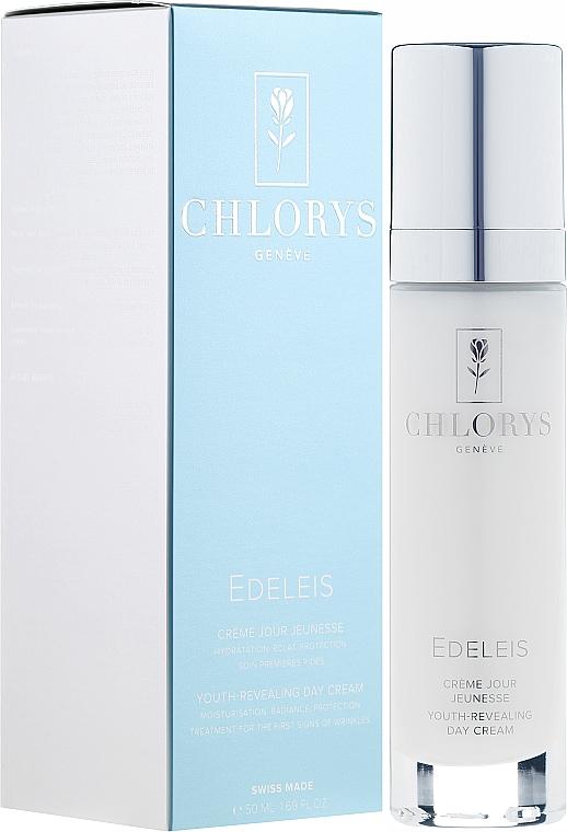 Cremă de față - Chlorys Edeleis Youth Revealing Day Cream — Imagine N1