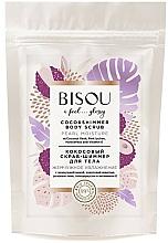 "Parfumuri și produse cosmetice Scrub pentru corp ""Pearl Moisture"" - Bisou Coco Shimmer Body Scrub Pearl Moisture"