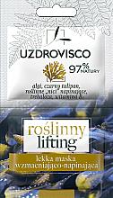 Parfumuri și produse cosmetice Mască cu efect de întărire și de lifting pentru față - Uzdrovisco Vegetable Lifting Mask