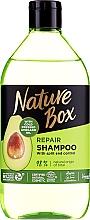 Parfumuri și produse cosmetice Șampon cu extract de avocado - Nature Box Avocado Oil Shampoo