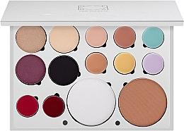 Parfumuri și produse cosmetice Paletă de machiaj - Ofra Professional Mixed Palette