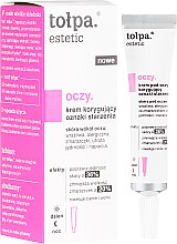 Parfumuri și produse cosmetice Cremă pentru zona ochilor - Tolpa Estetic