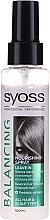 Parfumuri și produse cosmetice Spray de păr - Syoss Balancing Spray