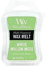 Parfumuri și produse cosmetice Ceară aromată - WoodWick Wax Melt White Willow Moss