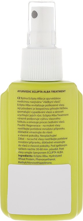 Spray pentru păr - Brazil Keratin Eclipta Alba Ayurvedic Treatment — Imagine N2