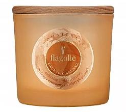 """Parfumuri și produse cosmetice Lumânăre aromată, în pahar """"Relaxare"""" - Flagolie Fragranced Candle Relaxing"""