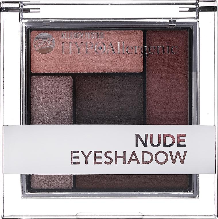 Bell HYPOAllergenic Nude Eyeshadow Lidschatten Palette