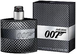 Parfumuri și produse cosmetice James Bond 007 Men - Apă de toaletă