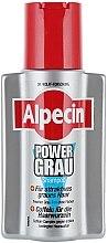 Parfumuri și produse cosmetice Șampon pentru păr cărunt - Alpecin Power Grau Shampoo