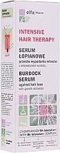 Parfumuri și produse cosmetice Ser din brusture pentru păr - Elfa Pharm Burdock Serum