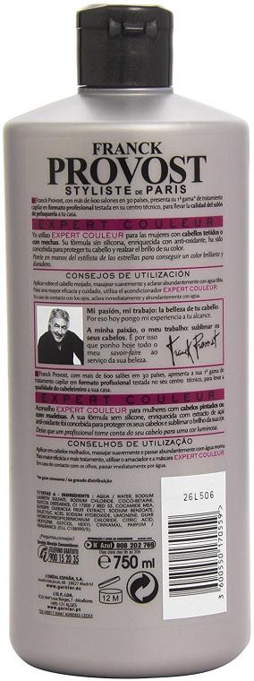 Șampon pentru păr vopsit - Franck Provost Paris Expert Couleur Shampoo — Imagine N2