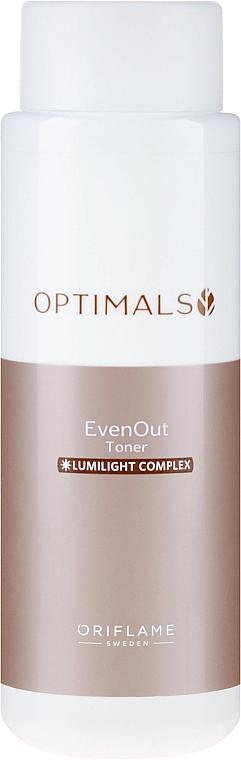 Tonic iluminator de față - Oriflame Optimals Even Out Toner