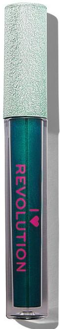 Luiciu metalic de buze - I Heart Revolution Metallic Mermaid Liquid Lipstick