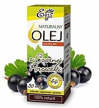 Parfumuri și produse cosmetice Ulei de semințe de coacăze negre - Etja Natural Oil