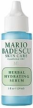 Parfumuri și produse cosmetice Ser hidratant pentru față - Mario Badescu Herbal Hydrating Serum