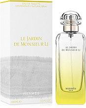 Hermes Le Jardin de Monsieur Li - Apă de toaletă (tester cu capac) — Imagine N2