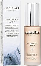 Parfumuri și produse cosmetice Ser facial anti-îmbătrânire - Estelle & Thild Super Bioactive Age Control Serum