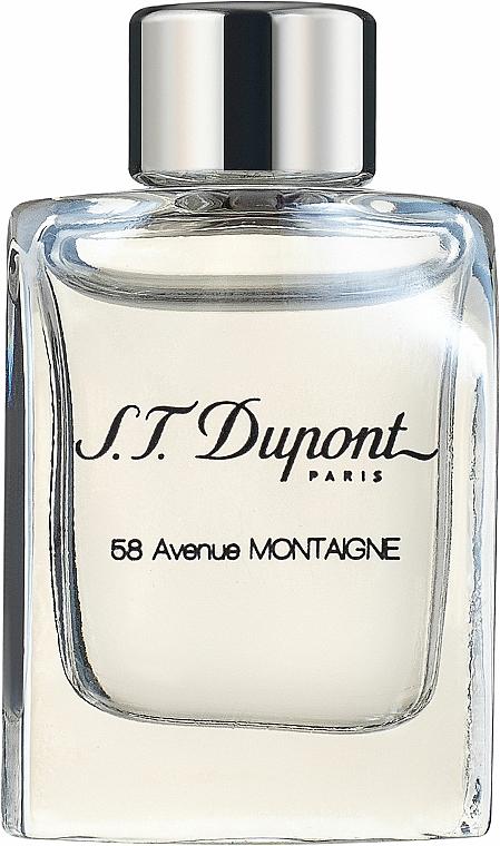 Dupont 58 Avenue Montaigne - Apă de toaletă (mini) — Imagine N2