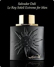 Salvador Dali Le Roy Soleil Extreme - Apă de toaletă (mostră) — Imagine N3