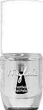 Parfumuri și produse cosmetice Bază și top coat 2în1 pentru lac clasic - MylaQ My Base/Top 2in1