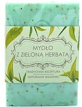 """Parfumuri și produse cosmetice Săpun """"Ceai verde"""" - Scandia Cosmetics"""