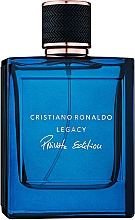 Parfumuri și produse cosmetice Cristiano Ronaldo Legacy Private Edition - Apă de parfum