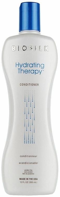 Balsam pentru hidratarea profundă a părului - BioSilk Hydrating Therapy Conditioner — Imagine N3