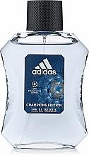 Parfumuri și produse cosmetice Adidas UEFA Champions League Champions Edition - Apă de toaletă