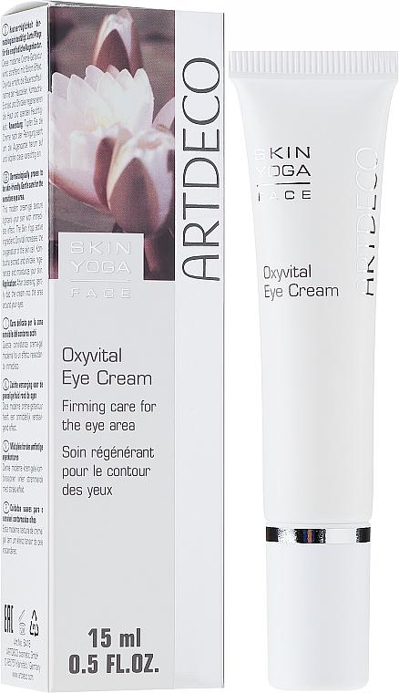 Cremă pentru zona ochilor - Artdeco Oxyvital Eye Cream — Imagine N1