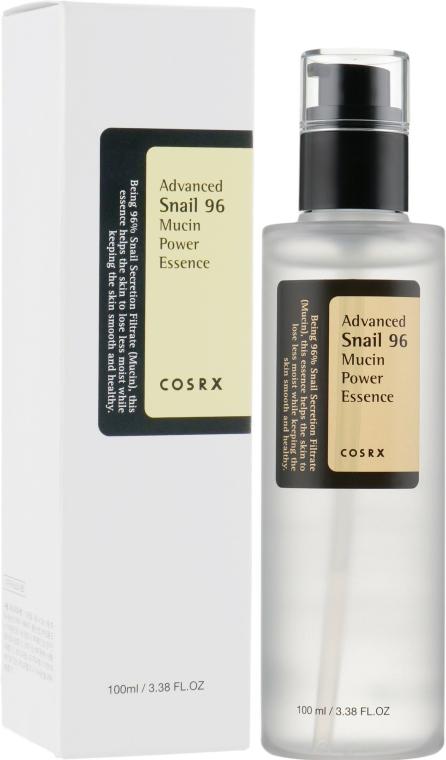 Esență cu extract de mucină de melc pentru față - Cosrx Advanced Snail 96 Mucin Power Essence