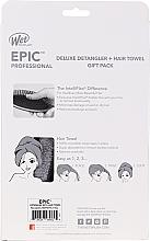 Set - Wet Brush Epic Professional (comb + towel) — Imagine N2