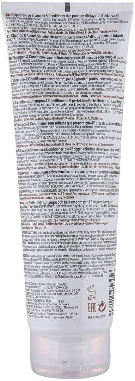 "Șampon-condiționer ""Bruneta senzuală"" - Revlon Professional Revlonissimo 45 Days Sensual Brunettes 2in1 — Imagine N2"